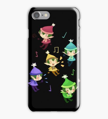 Harvest Moon-- Harvest Sprites!  iPhone Case/Skin