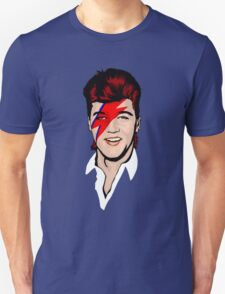 Elvis Presley Aladdin Sane T-Shirt