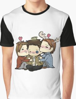 Team Free Will Hug Graphic T-Shirt