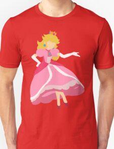 Smash Bros - Peach Unisex T-Shirt