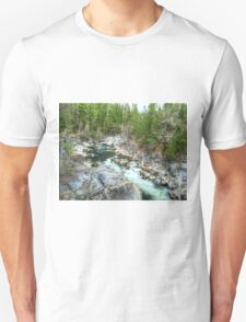 Forest Vein Unisex T-Shirt