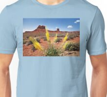 Prince blooms in a Valley of the Gods Unisex T-Shirt