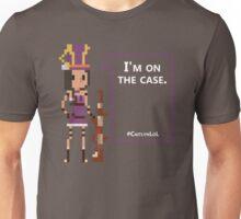 Pixel Caitlyn Unisex T-Shirt