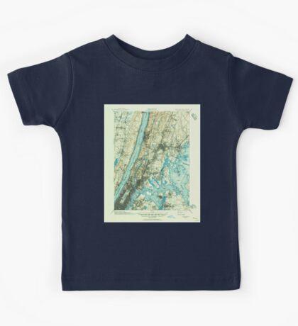 New York NY Harlem 129722 1897 62500 Kids Tee