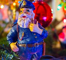 Officer Kringle by DustyHolidays