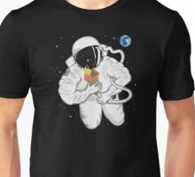 astronout whit ice crime Unisex T-Shirt