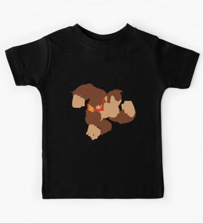 Smash Bros - Donkey Kong Kids Tee