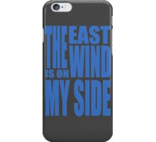 BBC Sherlock - the East Wind  iPhone Case/Skin