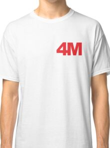 4minute red Classic T-Shirt