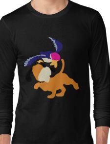 Smash Bros - Duck Hunt Long Sleeve T-Shirt