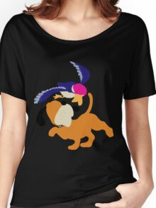 Smash Bros - Duck Hunt Women's Relaxed Fit T-Shirt