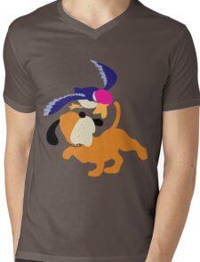 Smash Bros - Duck Hunt Mens V-Neck T-Shirt