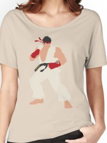 Smash Bros - Ryu Women's Relaxed Fit T-Shirt