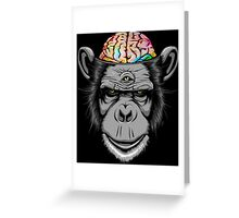 Candy Brains Greeting Card