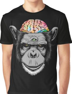 Candy Brains Graphic T-Shirt