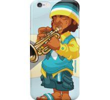 Junkanoo Lou (Bahamas) iPhone Case/Skin