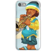 Junkanoo Lou (Bahamas) iPhone Case/Skin