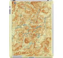 New York NY Paradox Lake 148189 1897 62500 iPad Case/Skin