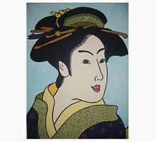 Geisha with green combs T-Shirt