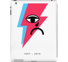 I Love David Bowie iPad Case/Skin