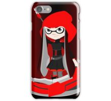 Splatoon  and RWBY (Ruby Rose) - ACTUALIZED 21/01/2016 iPhone Case/Skin