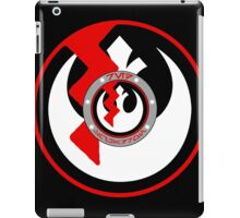Star Wars Episode VII - Red Squadron (Resistance) - Star Wars Insignia Series iPad Case/Skin