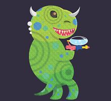 Lizard Thing with a Squirt Gun Unisex T-Shirt