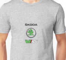 SKODA VRS LOGO Unisex T-Shirt