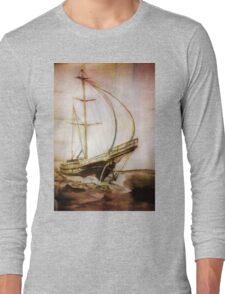 First yacht Long Sleeve T-Shirt