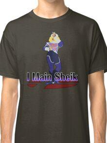 I Main Sheik - Super Smash Bros Melee Classic T-Shirt