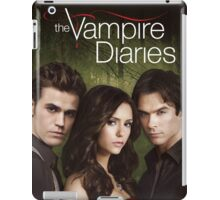The Vampire Diaries TV Series iPad Case/Skin