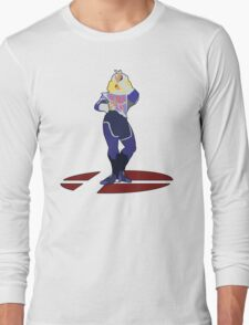 Sheik - Super Smash Bros Melee Long Sleeve T-Shirt