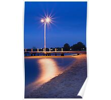 Jetty Lights Poster