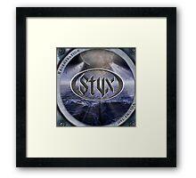 STYX REGENERATION Framed Print