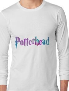 Potterhead #1 Long Sleeve T-Shirt