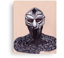 Villian Canvas Print