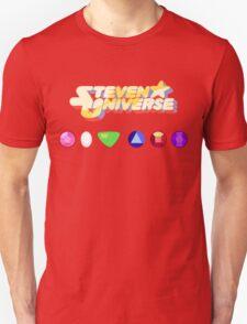 Steven Universe & The Crystal Gems Unisex T-Shirt