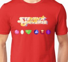 Steven Universe & The Crystal Gems Unisex T-Shirt
