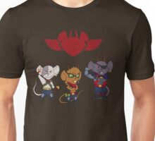 Biker Mice bros Unisex T-Shirt
