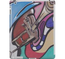 Sounds of a Trumpeter iPad Case/Skin