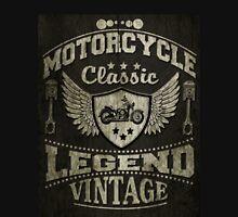 MOTORCYCLE Mens V-Neck T-Shirt