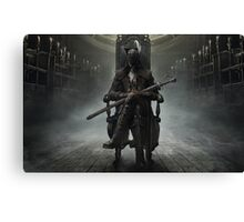 Bloodborne Canvas Print