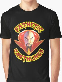 Ming The Merciless Variation 2 Graphic T-Shirt