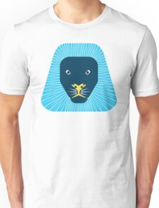 abstract lion face Unisex T-Shirt
