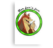 Jar jar's jar Metal Print