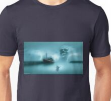 Ghost ship 0002 Unisex T-Shirt