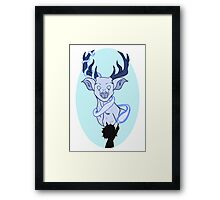 Prongs rides again. Framed Print