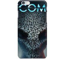 x com 2 skull black iPhone Case/Skin