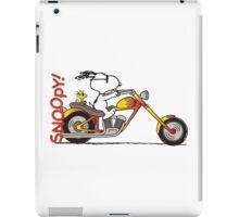 snoopy iPad Case/Skin
