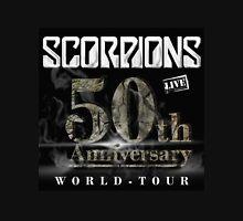 SCORPIONS 50TH ANNIVERSARY TOUR Unisex T-Shirt